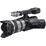 SONY NEX-VG20 ( NEX VG20 / VG 20 ) Full HD Video Camera Sony 18-200 interchangeable lens