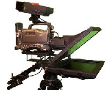 1PROMPTER ( TELEPROMPTER ) 17inch Kit Camera Mount System