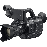 Sony PXW-FS5 XDCAM Super 35 Camera System With 18-105 f/4.0 Zoom Lens