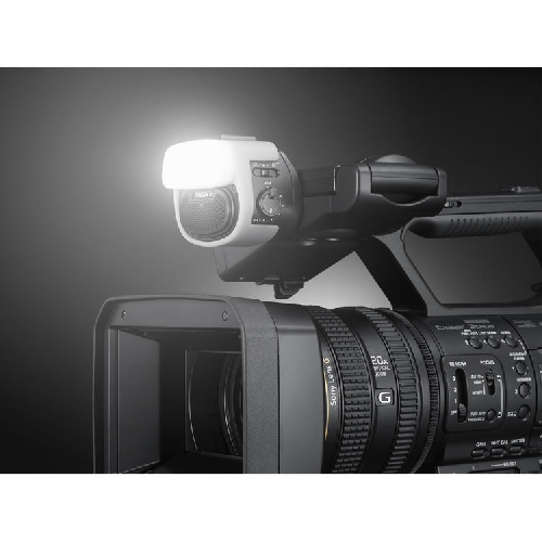 Sony Hxr Nx5r Nxcam Professional Camcorder With Built In Led Light