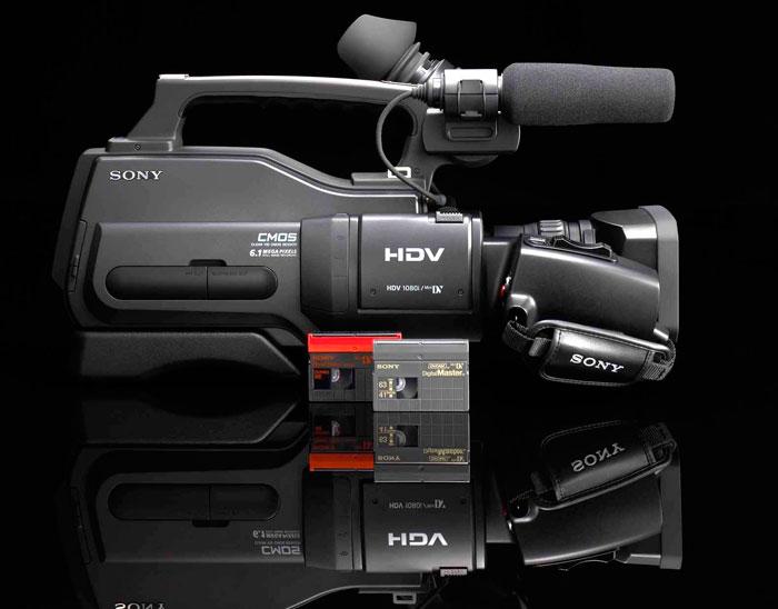 Sony HVR-HD1000: profík pro spořivější? | VIDEOKAMERY.cz