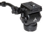 E-IMAGE EI-717AH  FLUID DRAG TRIPOD HEAD FLAT BASE ( 0 - 6 Kg )