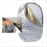 BLENDA REFLECTOARE 5 in 1 ( 92 X 122cm )