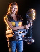GLIDECAM X-10 ( X 10 / X10 ) DUAL SUPPORT ARM STABILIZER VEST SYSTEM