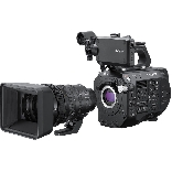 Sony PXW-FS7 II XDCAM Super 35 Camera System + Sony 18-110mm f4 Servo Zoom G OSS