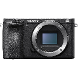 Sony Alpha A6500 Mirrorless Digital Camera (Body) ILCE6500/B