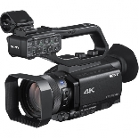 SONY HXR-NX80 UHD Compact Camcorder with HDR