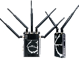 Dwarf Connection (DwarfConnection) DC-Link ULR1 Wireless Kit 1200 Meters Multicast
