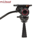 MILIBOO MYT803 PROFESSIONAL FLUID HEAD 75mm BOWL / 8Kg