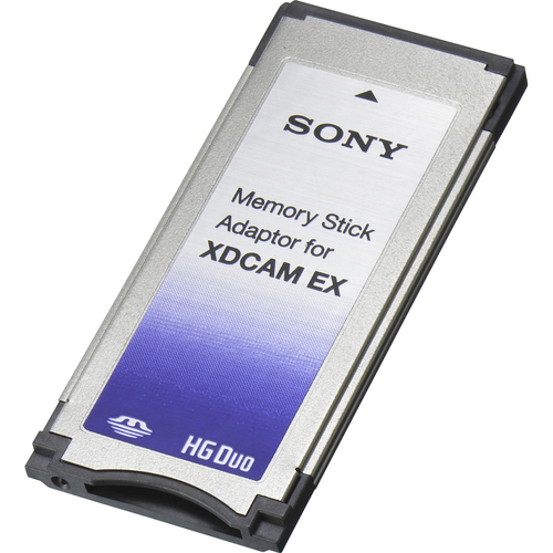 SONY MEAD-MS01 Memory Stick Adapter fot EX1 / EX1R / EX3